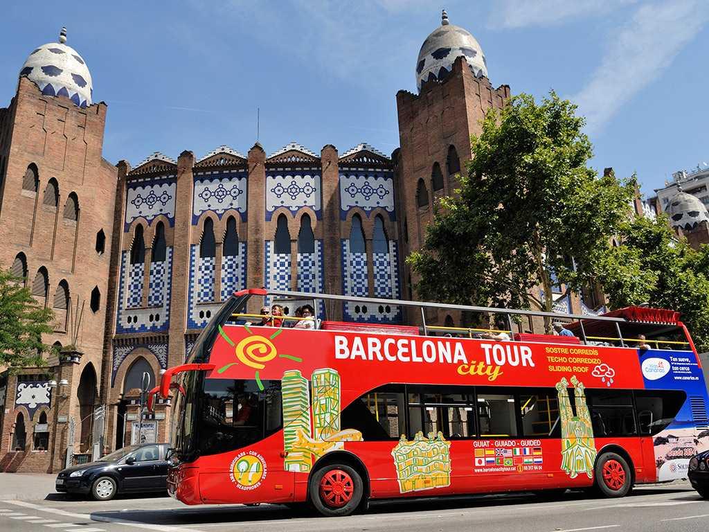 Bus Turístico Barcelona