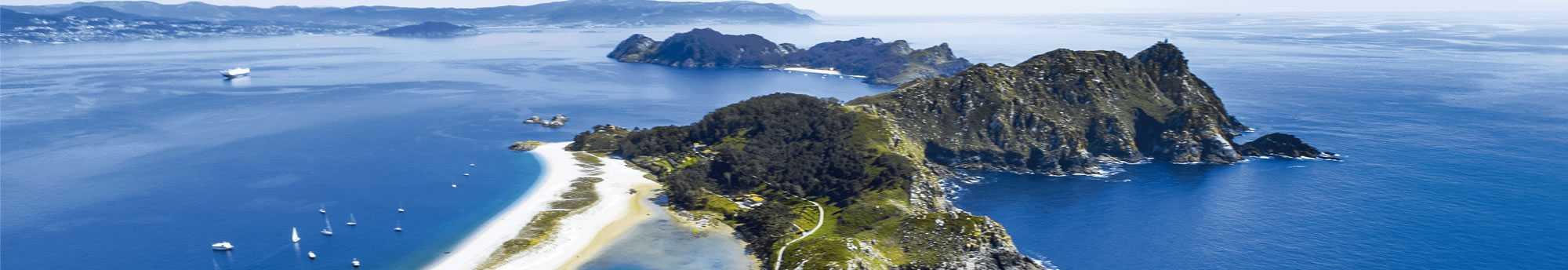 Viagem às Ilhas Cíes