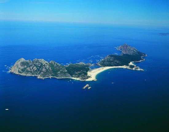 Viaje a las Islas Cíes
