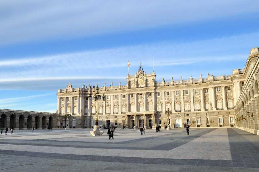 Madrid de los Austrias e Palacio Real