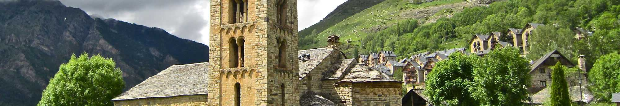 Ruta de las Iglesias Románicas del Vall de Boí