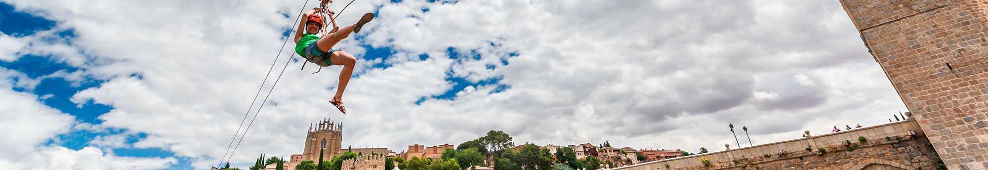 Gran Tirolina de Toledo