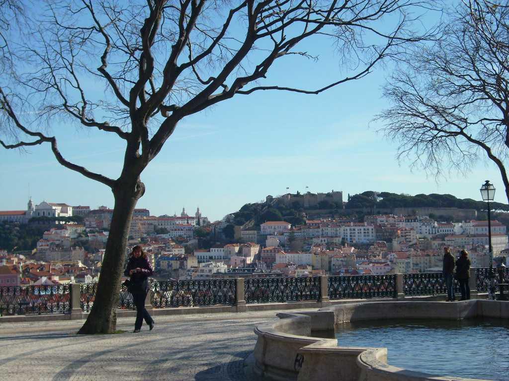 Excursão Caminhada por Lisboa