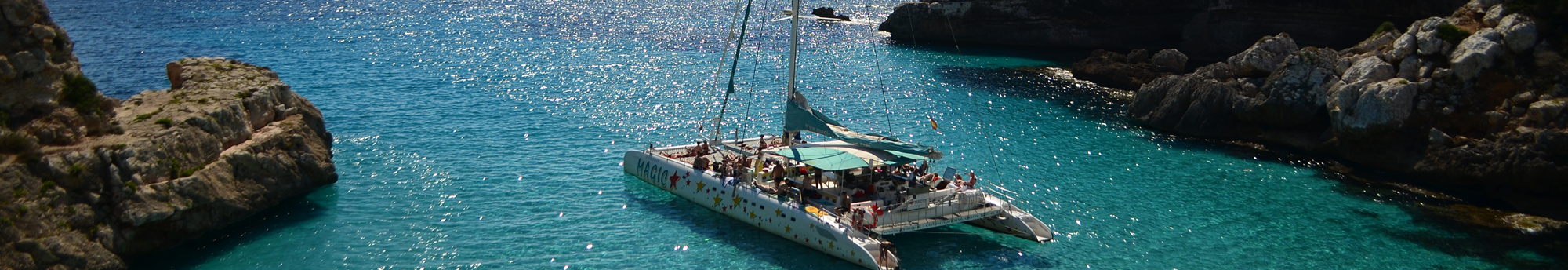 Vuelta en el Catamarán Cormoran