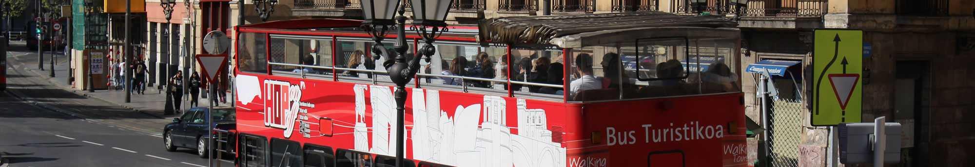 Bus Turístico Bilbao
