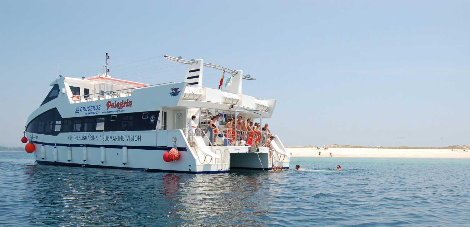 Crucero por las Bateas - Rias Baixas