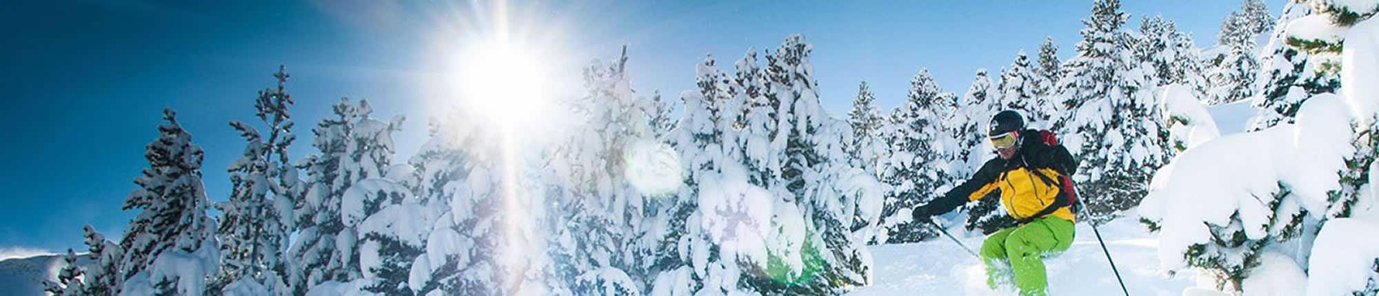 Viajes de Esqui - Hotel + Forfait