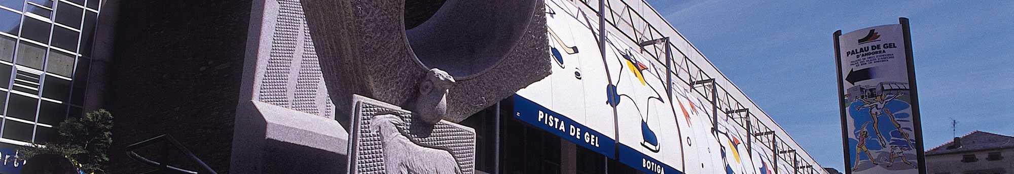 Billets d'entrée Palau De Gel - Andorre