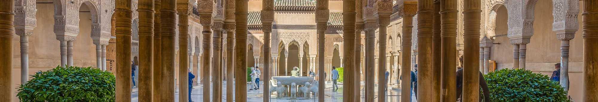 Bilhetes Alhambra