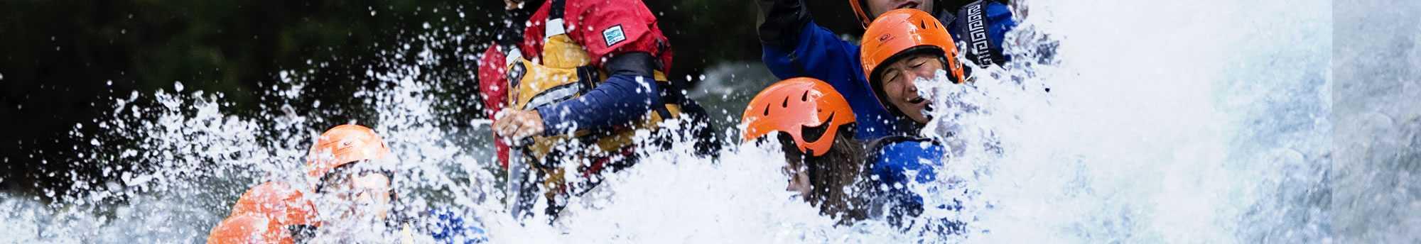 Rafting Noguera - Valle de Boi