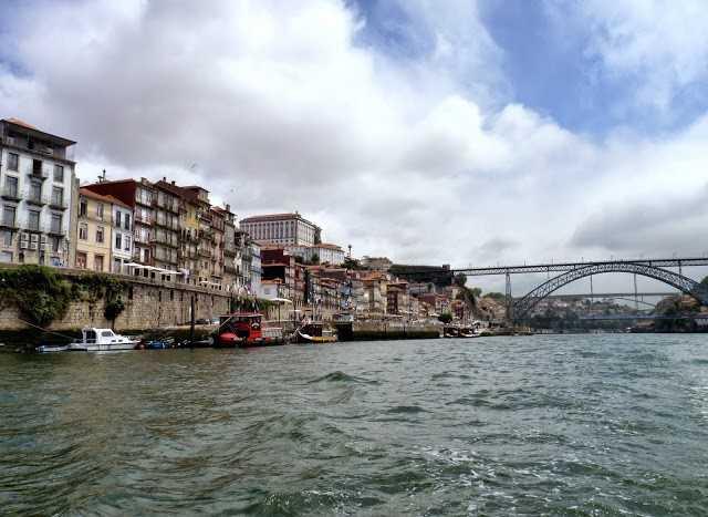 Cruzeiro 6 Pontes Rio Douro