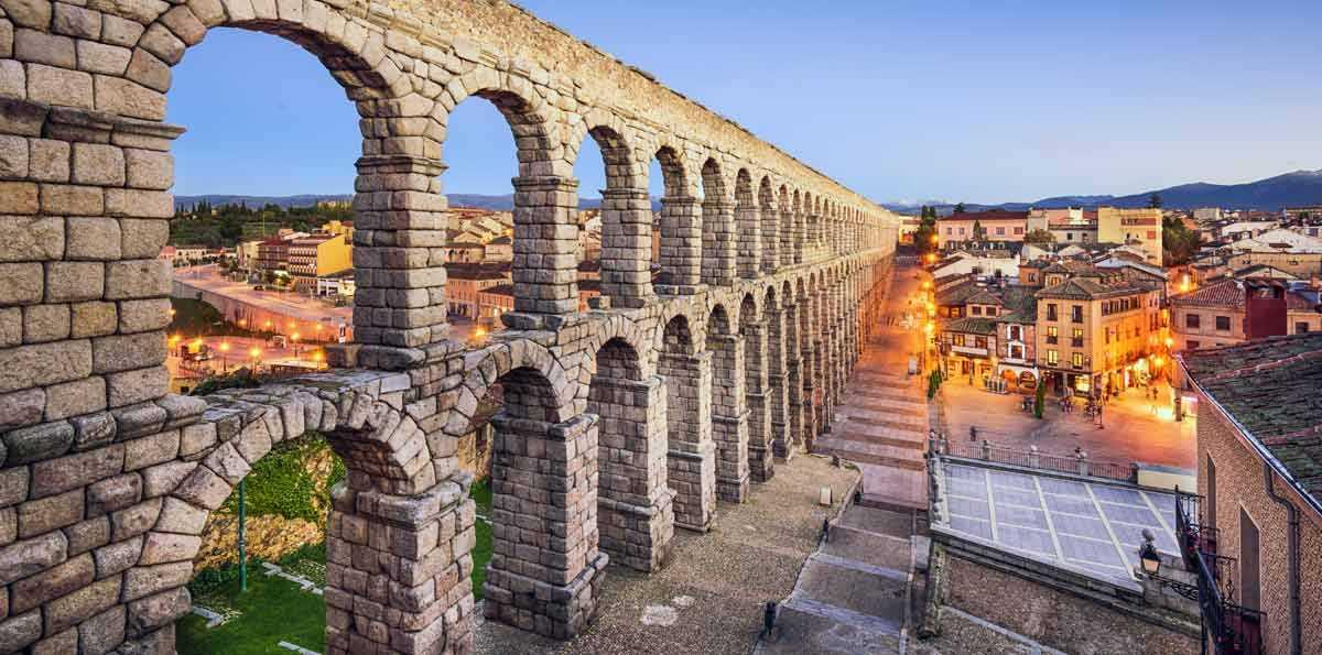 Ruta Cultural por Segovia