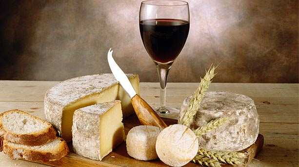 Maridaje de Quesos y Vinos Gallegos